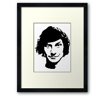 Gotye (Dark) Framed Print