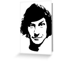 Gotye (Dark) Greeting Card