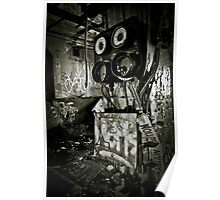 Industrial Abandonment Poster
