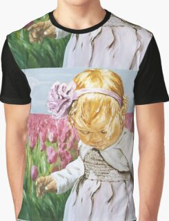 A Flower in Disguise Graphic T-Shirt