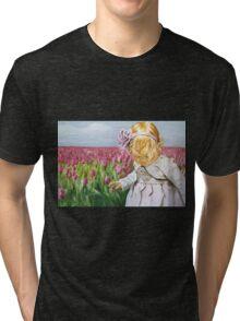 A Flower in Disguise Tri-blend T-Shirt