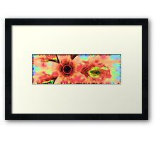 More than words can say #12 Framed Print