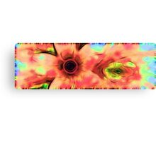 More than words can say #12 Canvas Print