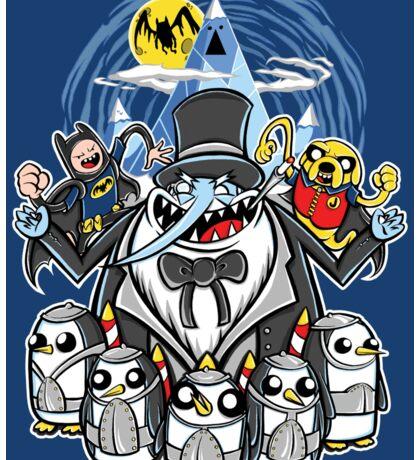 """Penguin Time""  Sticker"