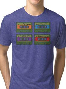 Teenage Mix Tapes Tri-blend T-Shirt