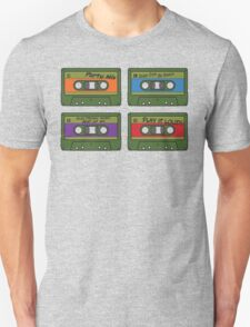 Teenage Mix Tapes Unisex T-Shirt