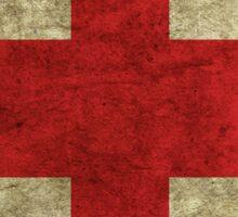 British at Heart Sticker