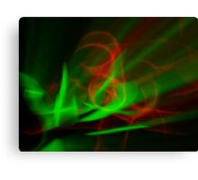 ©NLE Red Green II Canvas Print