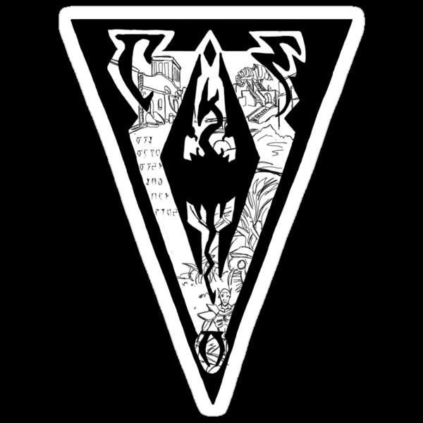 Morrowind Logo by greymatter28