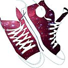 Galaxy Shoes by SuperFluff