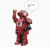 Bibot Robot- what's cooking ugly? Kids Clothes