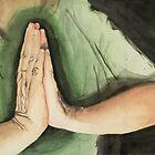 Green Chakra by carlygerberick
