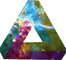 God's Impossible Triangle V2 | MXTHEMATIX by SirDouglasFresh