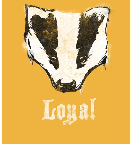 Loyal Sticker