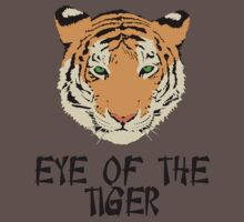 Eye of the Tiger by Chillee Wilson by ChilleeWilson