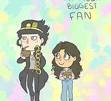JoJo and Anne by MedussaSolar