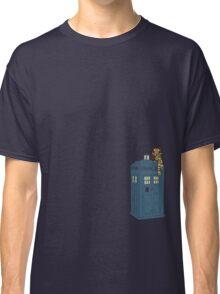 Doctor Whoooo Classic T-Shirt