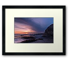 Mix Waterscapes  Framed Print