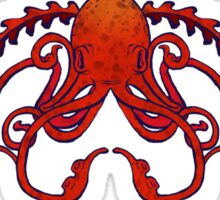Octopus 2 Sticker