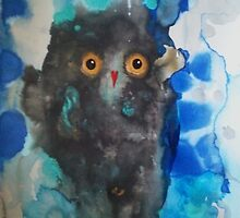 Owl 13 by Julie  Sutherland