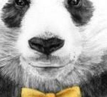Panda Cha' Sticker