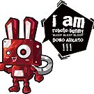 Roboto Bunny by mechbunnies