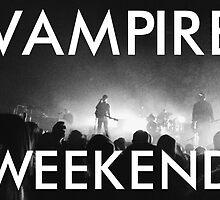 Vampire Weekend by rebeccaaasmith