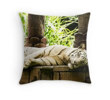 Frankie Says Relax: Throw Pillows Redbubble