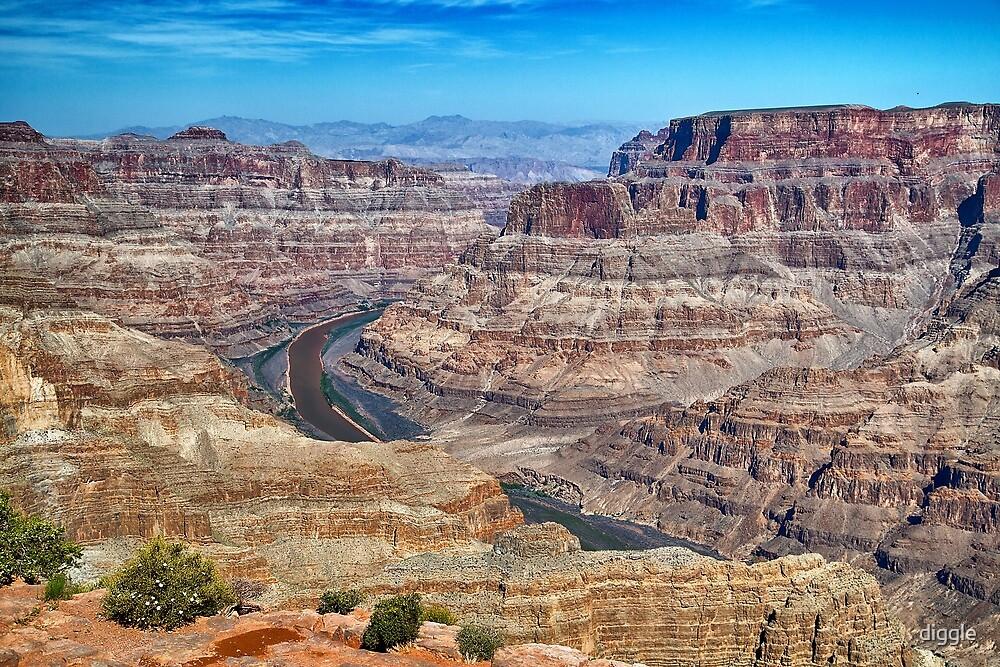 Dramatic Canyon by diggle