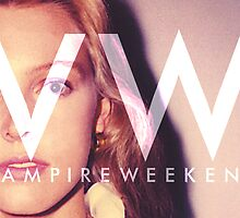 Vampire Weekend // Contra by rebeccaaasmith