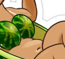 Hartbeat Watermelon Sticker