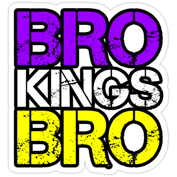 BRO Team BRO Sticker by theroyalhalf