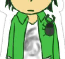 Kamen Rider OOO - Uva Sticker