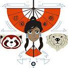 Spirited Avatar by Kannaya
