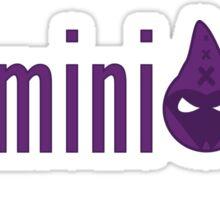 got minions? Sticker