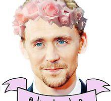Tom Hiddleston by awesomegerog