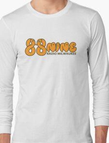 88nine Radio Milwaukee Long Sleeve T-Shirt