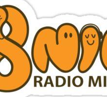 88nine Radio Milwaukee Sticker