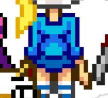 Pixel Time - Gender Bent Adventure Sticker