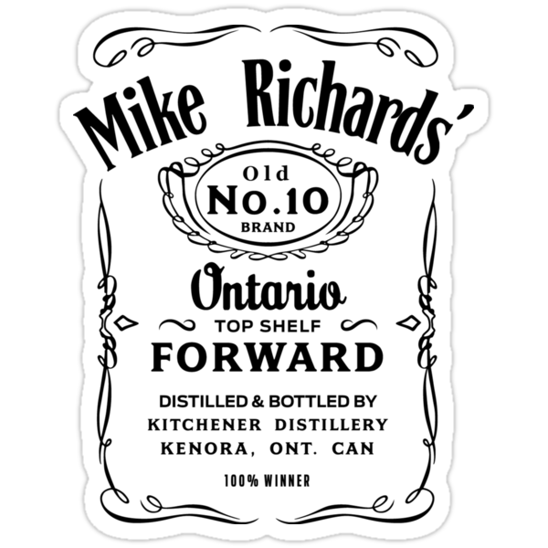Top Shelf Whiskey (Black Text) by theroyalhalf