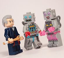 The Docter and the Cybermen  by ajk92