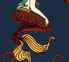 Mermaid Scales Sticker Sticker