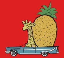 Giraffe by Ben Talatzko