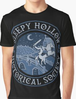 Sleepy Hollow Historical Society Graphic T-Shirt