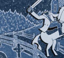 Sleepy Hollow Historical Society Sticker