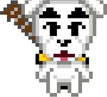 KK Pixel by geekmythology