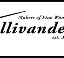 Ollivander's Wands Sticker