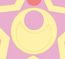 Pastel Crystal Star Brooch Sticker