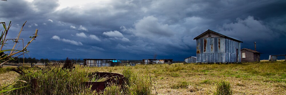 marge, the rains are comin' by Matt  Williams
