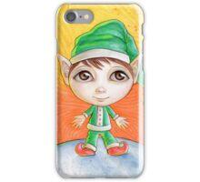 Holiday Elf iPhone Case/Skin